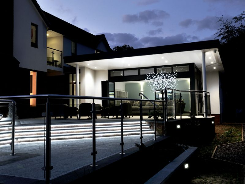 timber bi-fold doors cardiff swansea