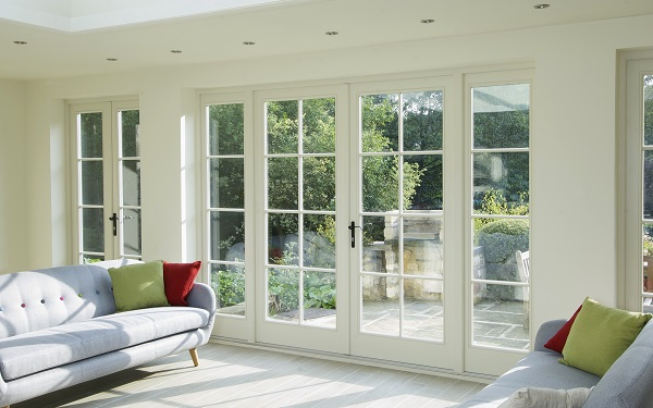 timber french doors cardiff swansea