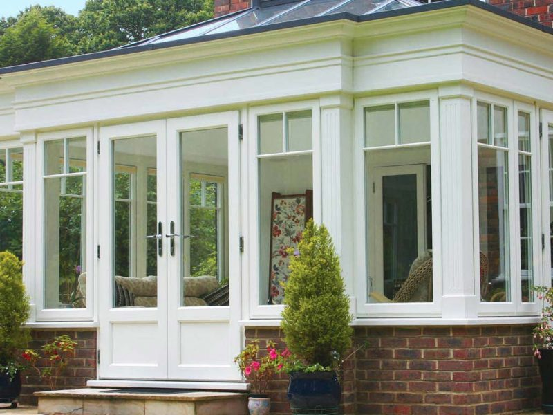 evolution french doors cardiff swansea