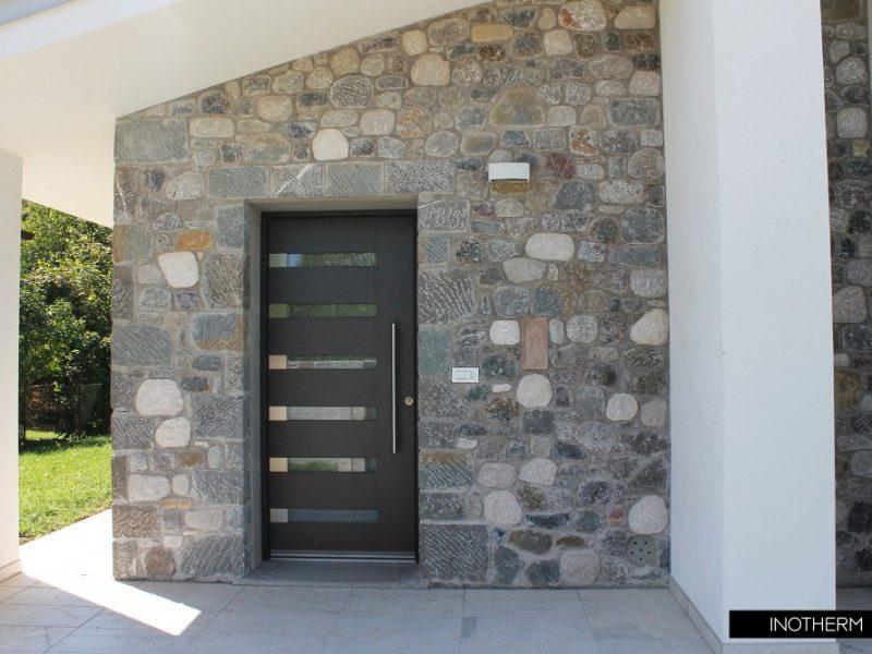 Large Aluminium Entrance Doors