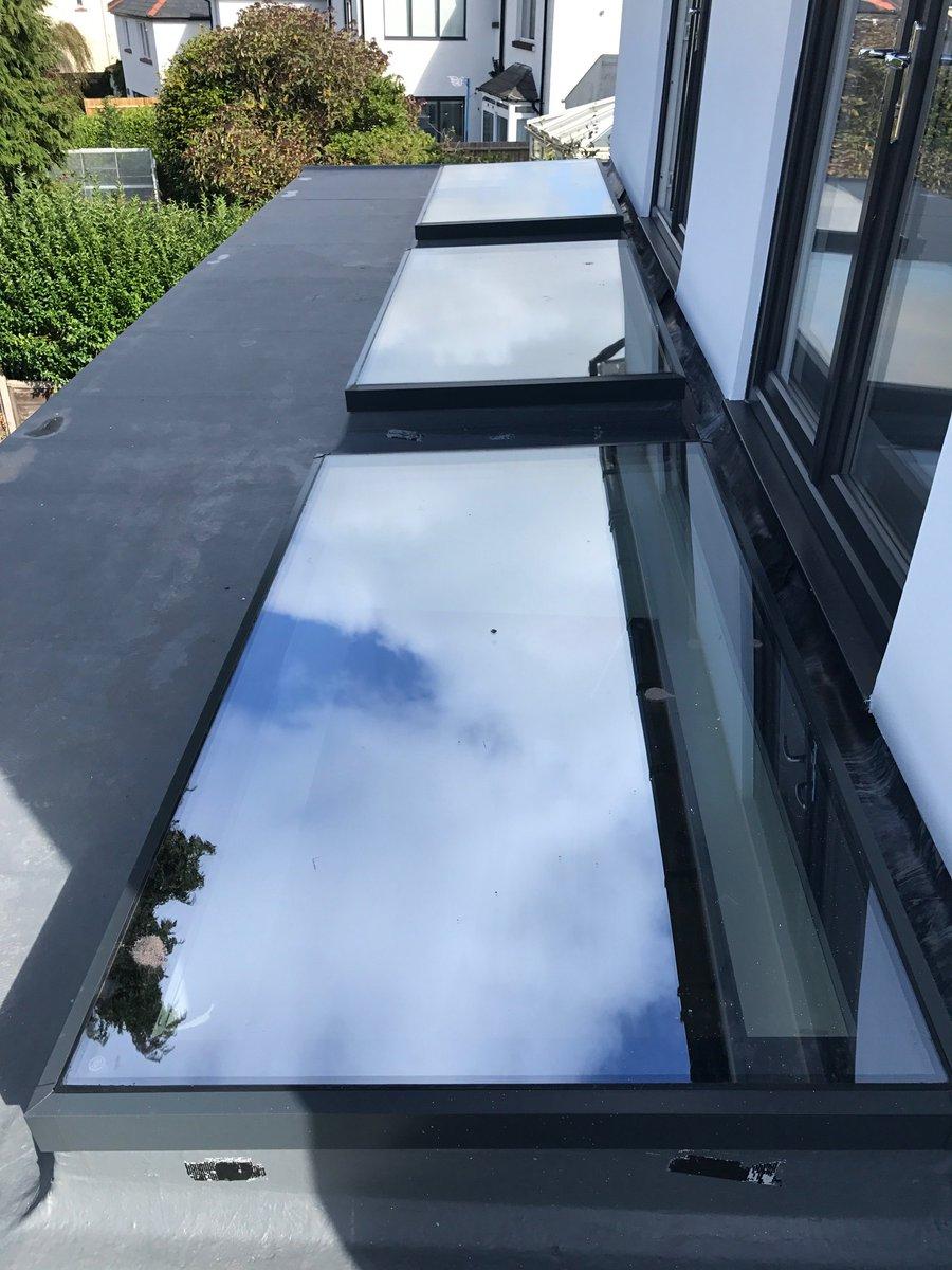 atlas flat rooflight cardiff