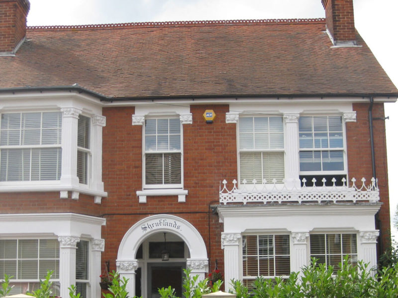 Heritage Style Sliding Sash Windows