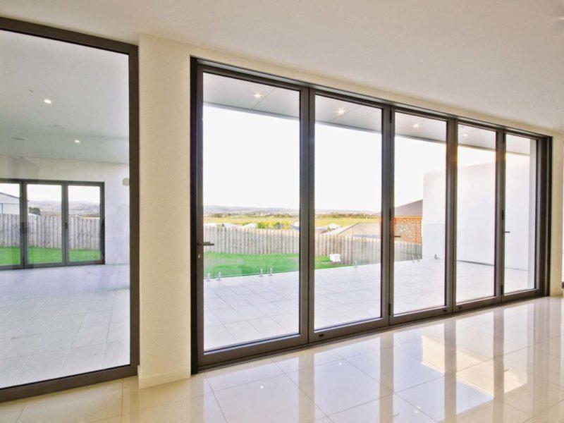 aluminium bi fold doors styles swansea