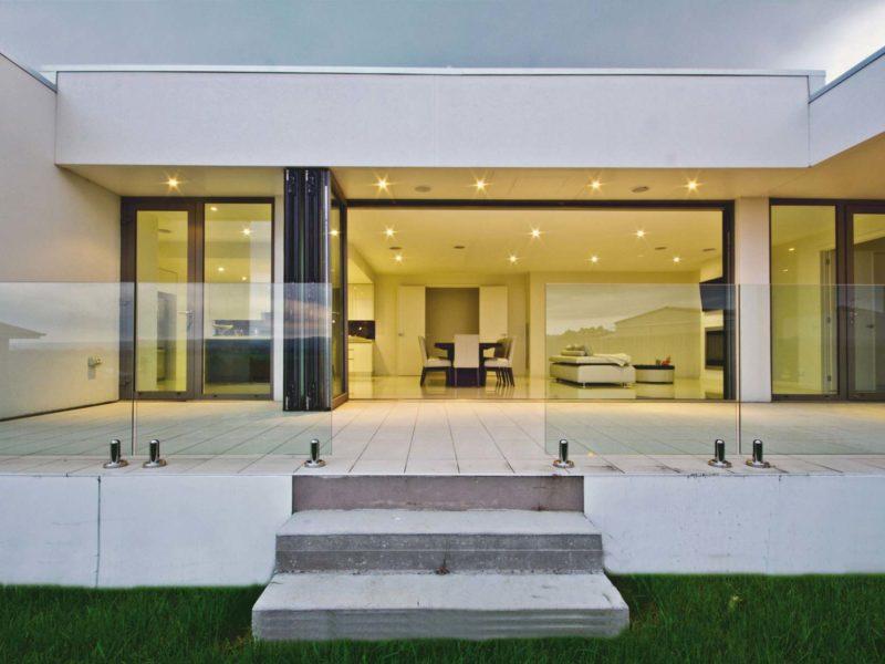 aluminium bi fold doors designs swansea